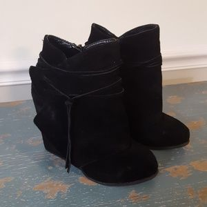 BCBGeneration Loralei Wedge Boots